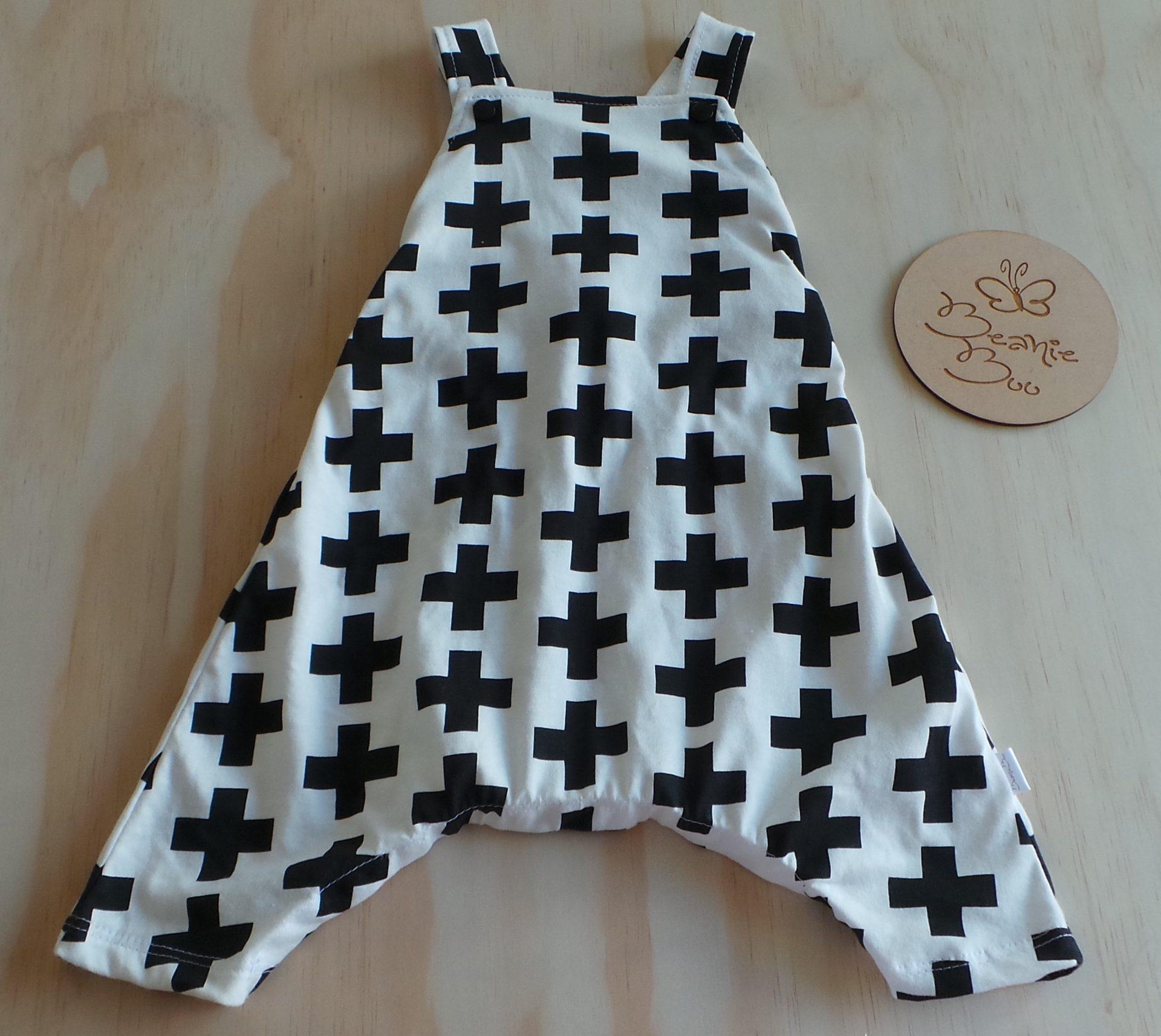 5fcf725156c7 Unisex Billy Romper – Kids – BeanieBoo Childrens Clothing